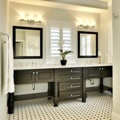 double sink accessible