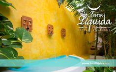 Experiencias de Inspiración & Descanso para sus sentidos. #LunaLiquida #PuertoVallarta #PV