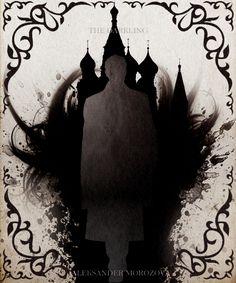 The Darkling: The Grisha Trilogy by Leigh Bardugo