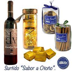 Surtido especial #gourmet sabor a otoño. #serraniaderonda