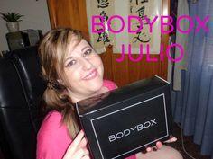 Siéntete bella y bien: Bodybox Julio: by WOLFNOIR