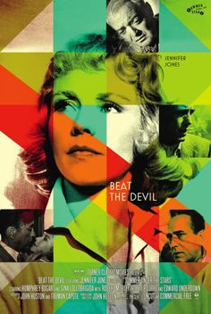 Beat the Devil, John Huston, 1953  Film Buffs know the film that turned them into a movie geek.....this was mine