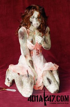 What to do for Fun during a Zombie Apocalypse Pin Up Girls, Zombie Wallpaper, Zombie Art, Famous Monsters, Lindsay Lohan, Zombie Apocalypse, Horror Movies, Game Of Thrones Characters, Trends