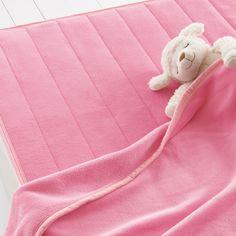 マイクロファイバー軽量毛布&敷パッド セミダブル