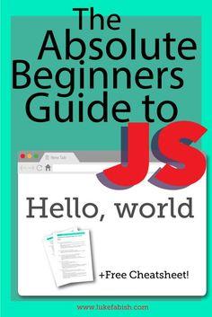JavaScript for Beginners | JavaScript Guide | JavaScript Introduction