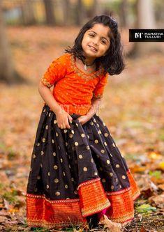Baby Pageant Dresses, Kids Party Wear Dresses, Kids Dress Wear, Kids Outfits Girls, Little Girl Dresses, Indian Dresses For Kids, Kids Indian Wear, Kids Ethnic Wear, Girls Frock Design