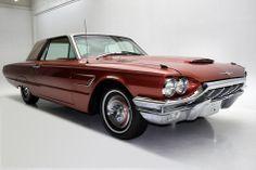 1965 Thunderbird: Emberglo Special Landau Edition