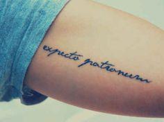 Awesome Minimalist Harry Potter Tattoos Ruth Tattoo Ideas