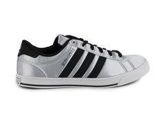 Adidas Neo - Dámské tenisky Se Daily QT LO SG (speciální edice Selena Gomez) Q38966 / zeleno-stříbrná