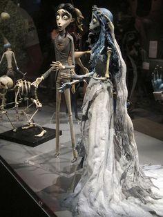 Tim Burton expo Corpse Bride