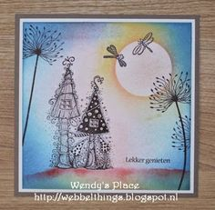 Lavinia Stencil Diy, Stencils, Lavinia Stamps Cards, Brusho, Doodle Drawings, Faeries, Cute Pictures, Whimsical, Doodles