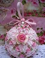 Shabby pink christmas - Bing Images