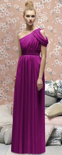 Grecian gown / lela rose