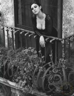 Monica Bellucci © Ferdinando Scianna/Magnum Photos (I think I should create a board just for her )