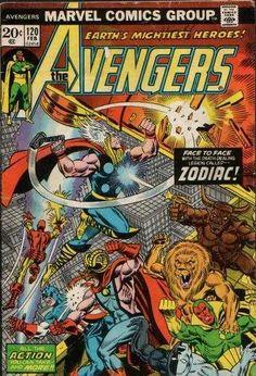 #MARVEL COMICS GROUP [] EARTH'S MIGHTIES HEROES [] #AVENGERS []