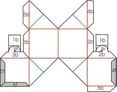 The Pop Up Cube How To Schachteln Vorlagen Und Fotobuch