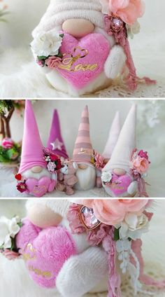 Diy Craft Projects, Diy Crafts To Sell, Fun Crafts, Crafts For Kids, Valentine Day Crafts, Easter Crafts, Holiday Crafts, Easter Decor, Christmas Gnome