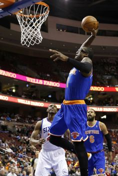 New York Knicks vs. Philadelphia 76ers NBA pictures - Newsday Sport