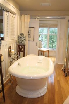 Image detail for -This British Colonial-style master bathroom from HGTV Dream Home 2003 ...