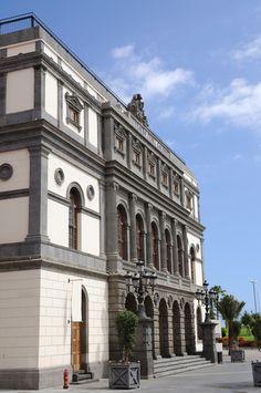 Teatro Pérez Galdos - Las Palmas de Gran Canaria - España