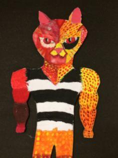 Art For Kids, Ronald Mcdonald, Fictional Characters, Art For Toddlers, Art Kids, Fantasy Characters