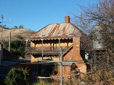 Sofala, near Hill End, N.S.W.