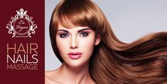 Revamp your hair with 1 session of Brazilian Keratin or Rebonding along with a haircut, root colouring, blow dry, neck and shoulder massage, nail polish change for your fingers and toes and eyebrows