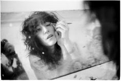 Flores del Fango: Patti Smith por Judy Linn