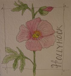 watercolor by wildflowerhouse, via Flickr