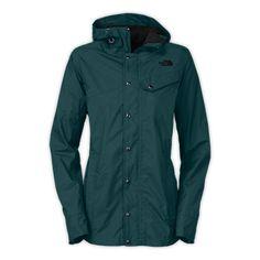 The North Face Socializer Jacket - I need a longer length rain jacket.