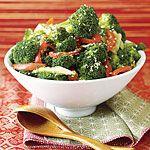 Stir-Fried Broccoli Recipe | MyRecipes.com