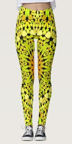 Discover Yellow leggings at Zazzle! Yin Yoga Poses, Yoga Works, Yellow Leggings, Yoga Positions, Basic Yoga, Art Clothing, Clothing Apparel, Yoga Fashion, How To Do Yoga