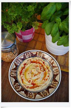 My Vegan Kitchen: Hummus grochowy