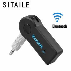 SITAILE Mini Wireless Bluetooth Receiver 3.5mm Jack Bluetooth Audio Sound Music Adapter Car Aux Cable Portable Speaker Headphone