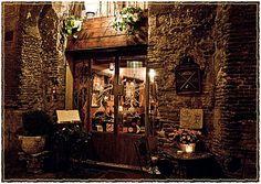 Best restaurant in Rome, Italy.