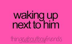 Things About Boyfriends. Best <3!