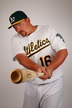 Billy Butler, Oakland Athletics
