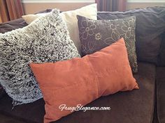 Pillows Are A Staple That Can Go The Distance. You Can Mix U0026 Match,