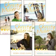 The Christy Miller Series is great for young girls and teens!