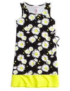 Daisy Print Dress | Girls Dresses Clothes | Shop Justice
