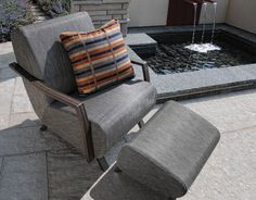 Homecrest patio furniture is modern, comfortable, and versatile, fitting in with a wide range of decor styles. Shop Homecrest outdoor furniture at PatioLiving. Outdoor Armchair, Outdoor Cushions, Outdoor Chairs, Outdoor Furniture Sets, Pool Table Accessories, Galaxy Homes, Patio Lounge Chairs, Home Theater Seating, Round Ottoman