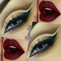 Jeamileth makeup