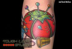 Joel McClure is the owner of Tough Love Studio, custom tattoo studio and art gallery founded in Minneapolis In fall of Joel relocated to Sweden.