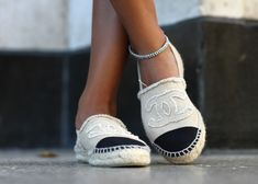 Why Chanel espadrilles are a great investment - Designer-Vintage