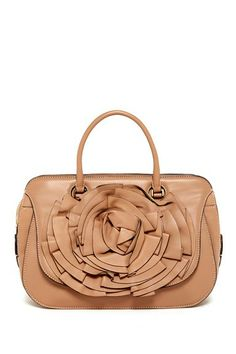 Valentino Rose Satchel by MSA Haute Couture Inc on @HauteLook - for $1,695.  Though I don't know that I've ever spent that much for an appliance, so a little hard to justify for a pocketbook!!!  But it's pretty