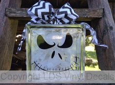 If The Shoe Fits Witch BootShoe Halloween Vinyl Lettering - Halloween vinyl decals for glass blocks