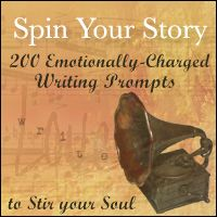 Create your own story ~ 200 emotionally charged writing prompts Spin Your Story 200 Emotionally-Charged Writing Prompts to Stir Your Soul 108 Heartfelt Questions 42 Jumping Points 50 Questions for Artists I'm going to be real with. Fiction Writing, Writing Advice, Writing Resources, Writing Help, Writing A Book, Writing Prompts, Writing Ideas, This Is A Book, Story Prompts