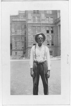 Mary Homer, 81, was born a slave toMr. James Buckner, who ownedMary'smother .Mary'smother gave birth to 15 children on theBucknerplace. They were sired by different negroes..Mary'smother remained withMr. Bucknerfor six yrs., when she married, and the family moved to Austin Co., Tex.MarymarriedBill Homerin 1875. They reared 15 children. She and her husband now reside at 3215 McKinley Ave., Ft. Worth, Tex.Wife of Bill Homer