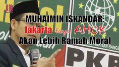 Semakin banyaknya warga DKI Jakarta yang menolak Gubernur Basuki Tjahaja Purnama (Ahok) di Pilkada 2017 nanti janganlah dianggap karena faktor perbedaan suku agama ras dan antargolongan (SARA).  Menurut Ketum PKB Abdul Muhaimin Iskandar atau yang lebih karib disebut Cak Imin fenomena itu semata-mata karena sikap dan ucapan Ahok yang kasar dan tidak bermoral.  Jangan semua sikap perbedaan keyakinan dalam memilih pemimpin di Pilkada nanti dianggap sebagai tindakan SARA tegas Muhaimin di sela…