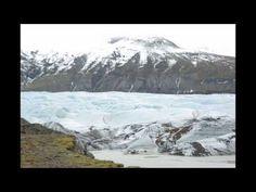 Lengua glaciar Svínafellsjökull y glaciar Vatnajökull #Islandia